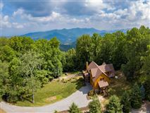 Exquisite timber frame home with dramatic long range views luxury homes