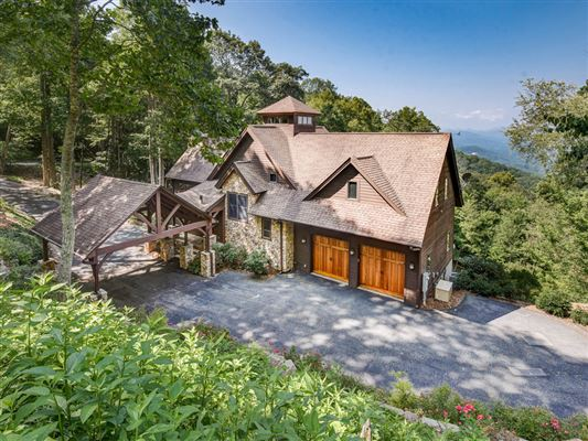 Luxury homes in fabulous home on five-plus acres