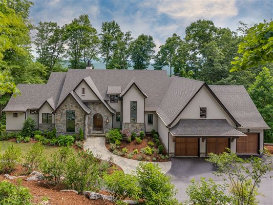 Immaculate Home With Southern Mountain Views North Carolina Luxury