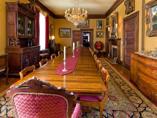 The Reynolds Mansion luxury homes