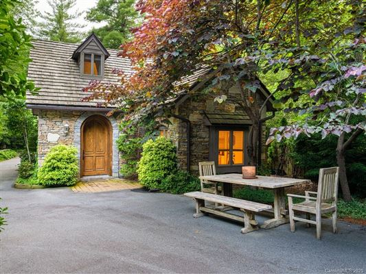Luxury properties a sprawling four-acre estate