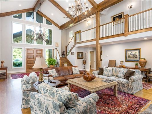 a sprawling four-acre estate mansions