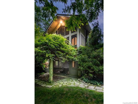 Mansions a sprawling four-acre estate