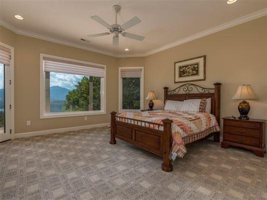 Luxury real estate PHENOMENAL Lake and Mountain Views