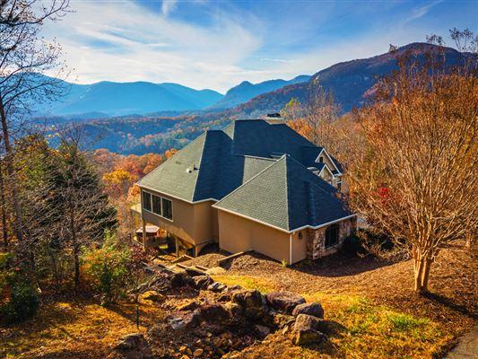 PHENOMENAL Lake and Mountain Views luxury homes
