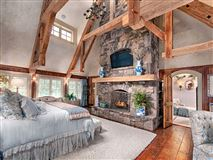 Luxury properties spacious and luxurious home with mountain views