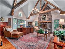 Luxury homes in outstanding property amidst beautiful scenic acres