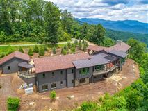 Mansions long range views of mt mitchell