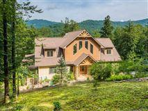 Luxury homes  stunning custom home in asheville
