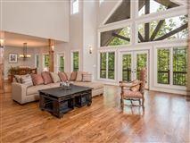 Luxury properties  stunning custom home in asheville