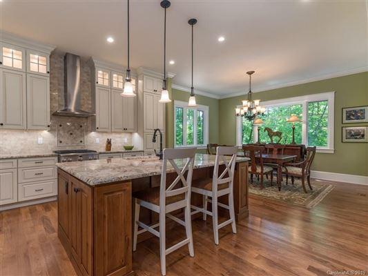 Luxury real estate a pristine home