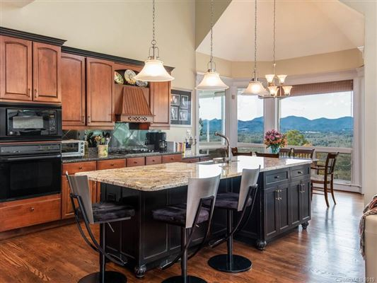 Truly Jaw-Dropping Views in Asheville luxury real estate