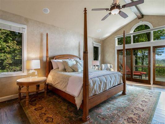 Luxury homes custom built mountain home