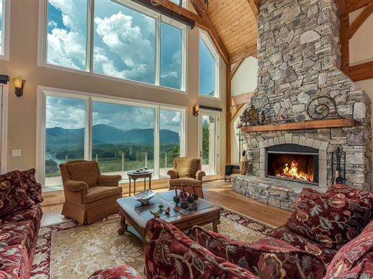 Luxury homes PHENOMENAL Lake and Mountain Views