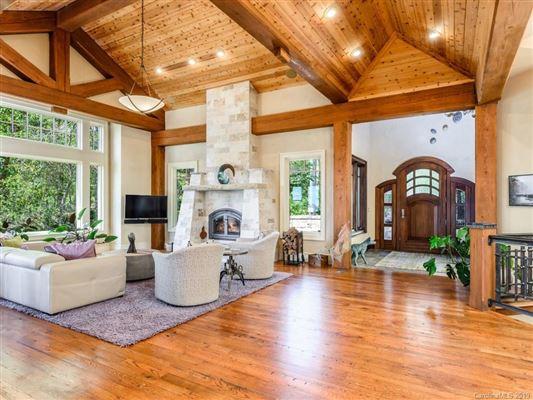 A true mountain sanctuary luxury homes