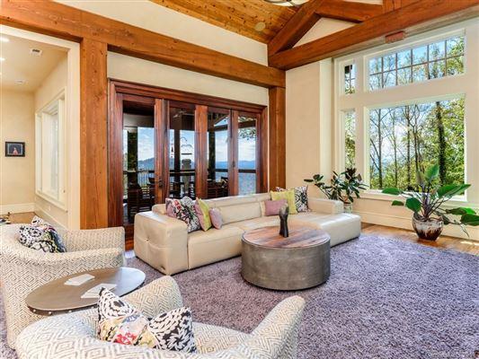 Luxury properties A true mountain sanctuary