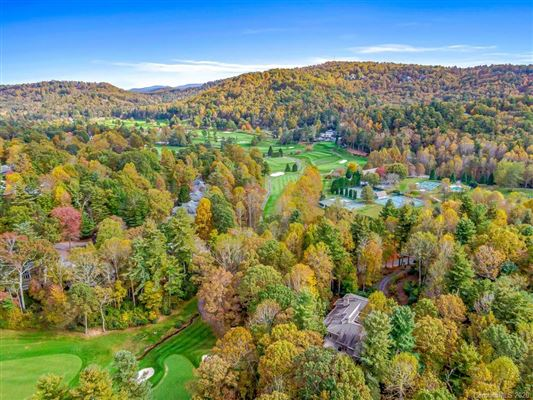 Luxury homes custom built golf course home