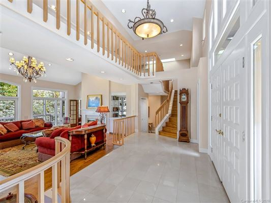 Luxury real estate custom built golf course home