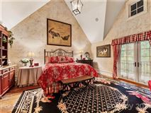 Luxury real estate privately situated mountain retreat