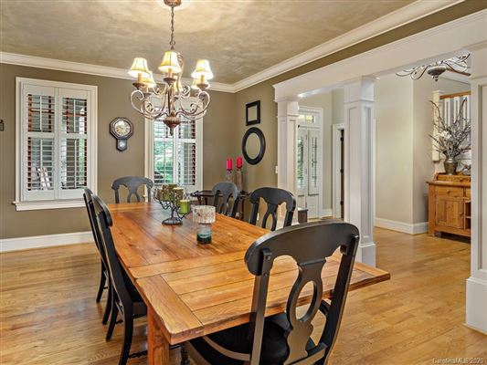 Luxury real estate sought-after Biltmore Park home