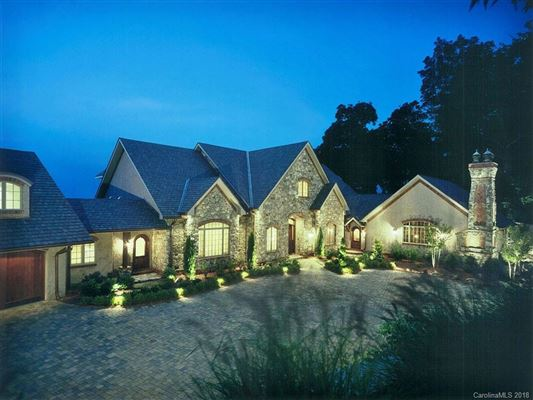 Luxury real estate Magnificent English Manor style home