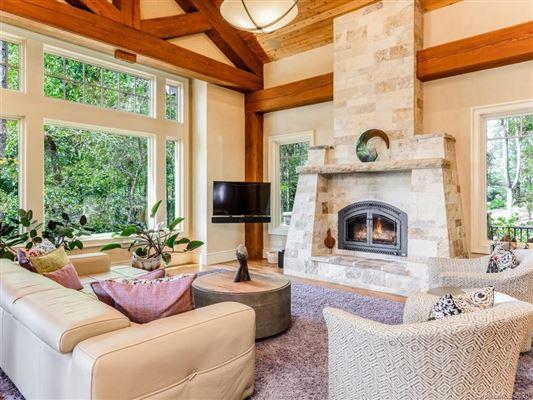 Luxury properties true mountain sanctuary