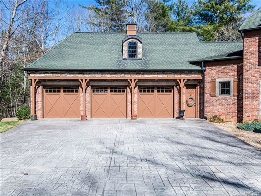 Luxury homes in Rare private 20-acre estate near Asheville