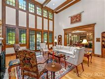 finely finished Tudor revival home luxury properties