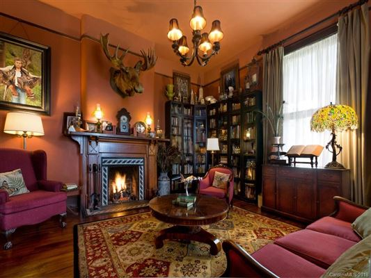 Luxury real estate The Reynolds Mansion