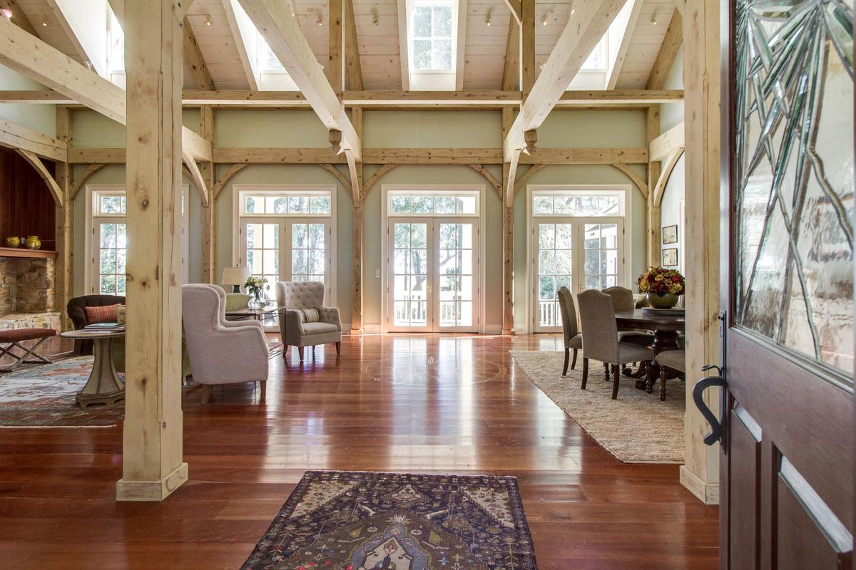 Luxury homes Spring Island Private Estate on 5.73 Acres