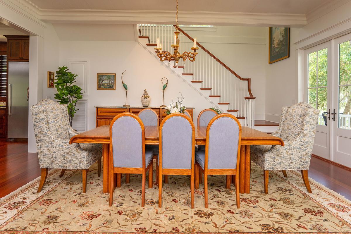 Luxury Waterfront Estate in Habersham Beaufort luxury real estate