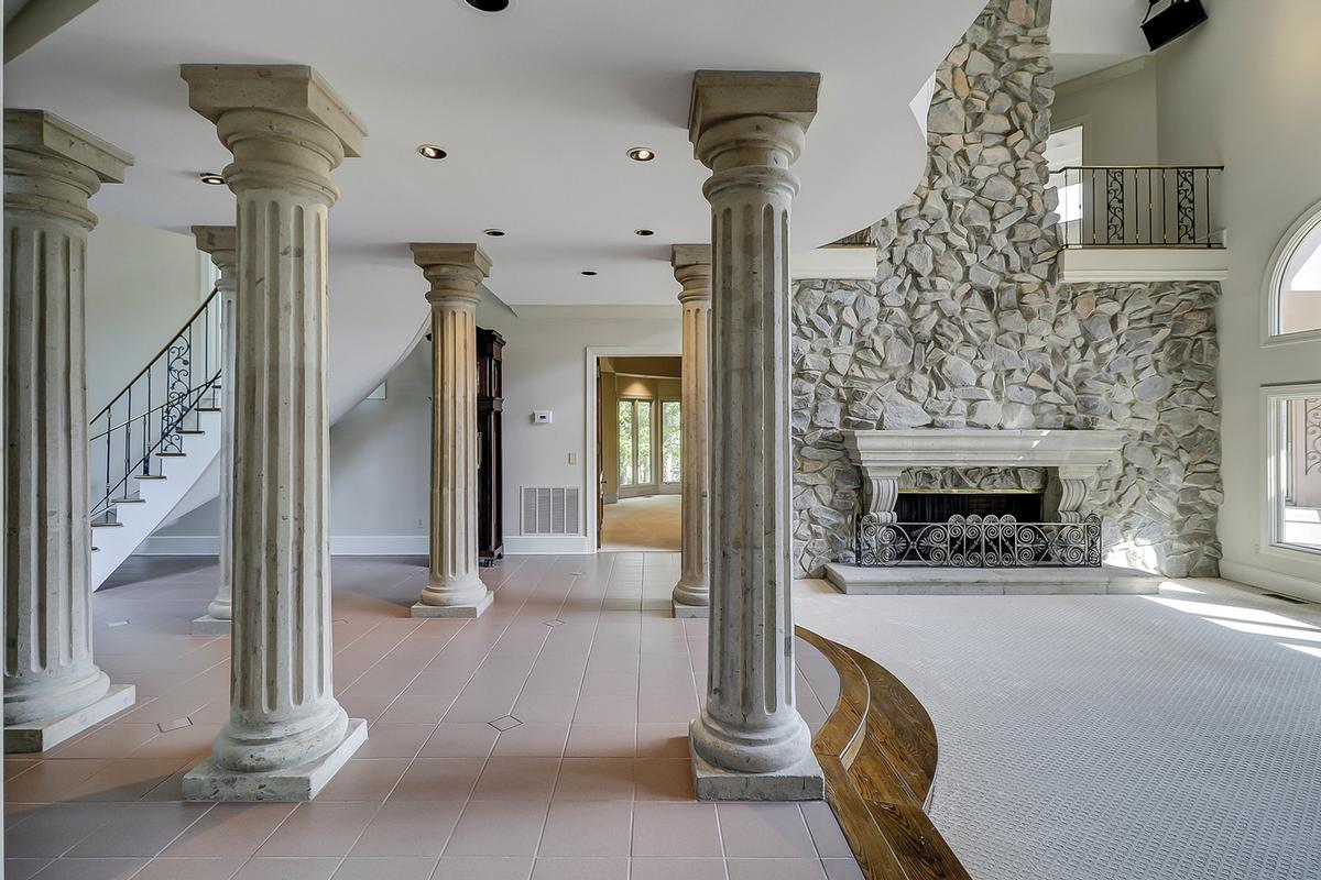 Amazing custom home like no other in Wexford luxury real estate