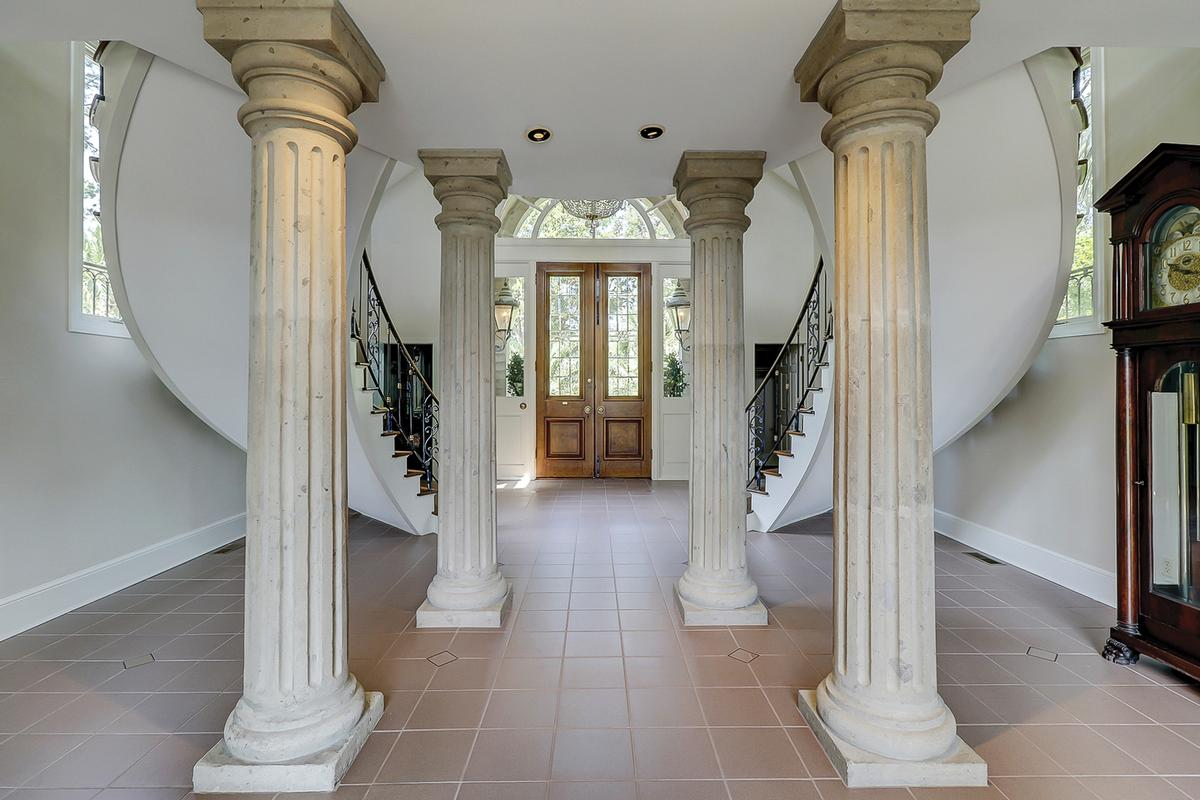 Luxury real estate Amazing custom home like no other in Wexford