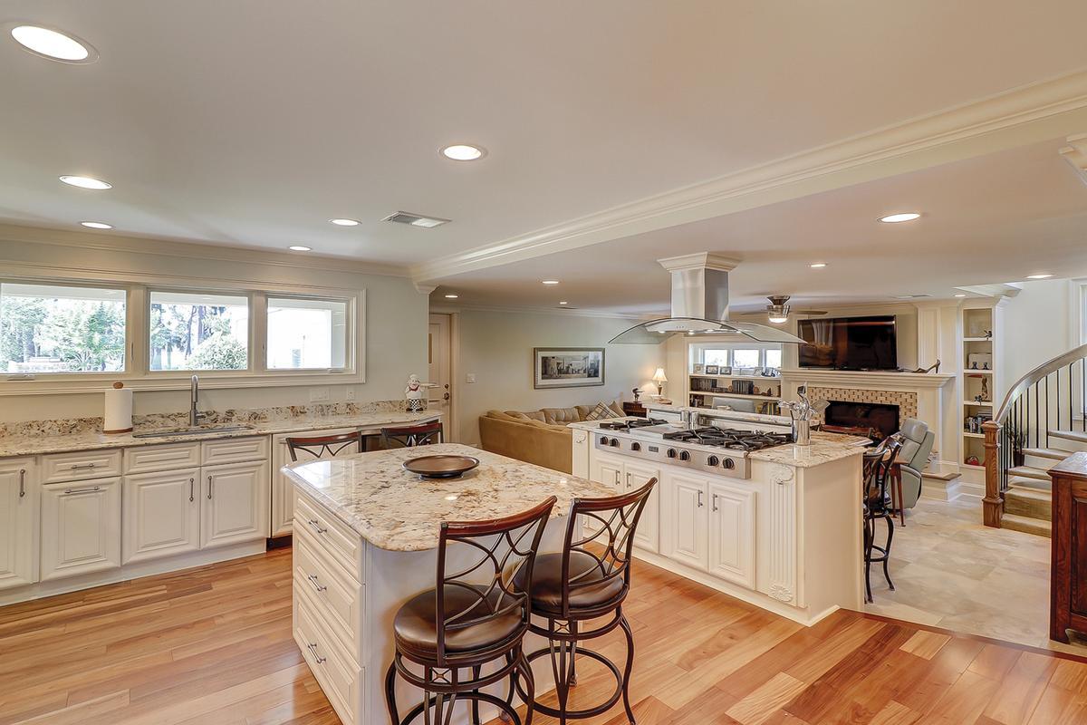 Beautiful Renovation in the Heart of Sea Pines luxury properties