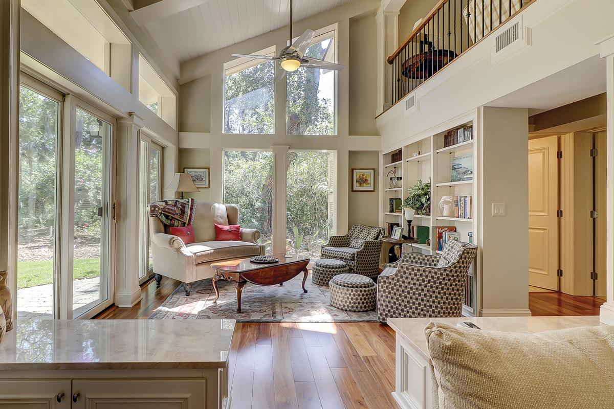 Beautiful Renovation in the Heart of Sea Pines luxury homes