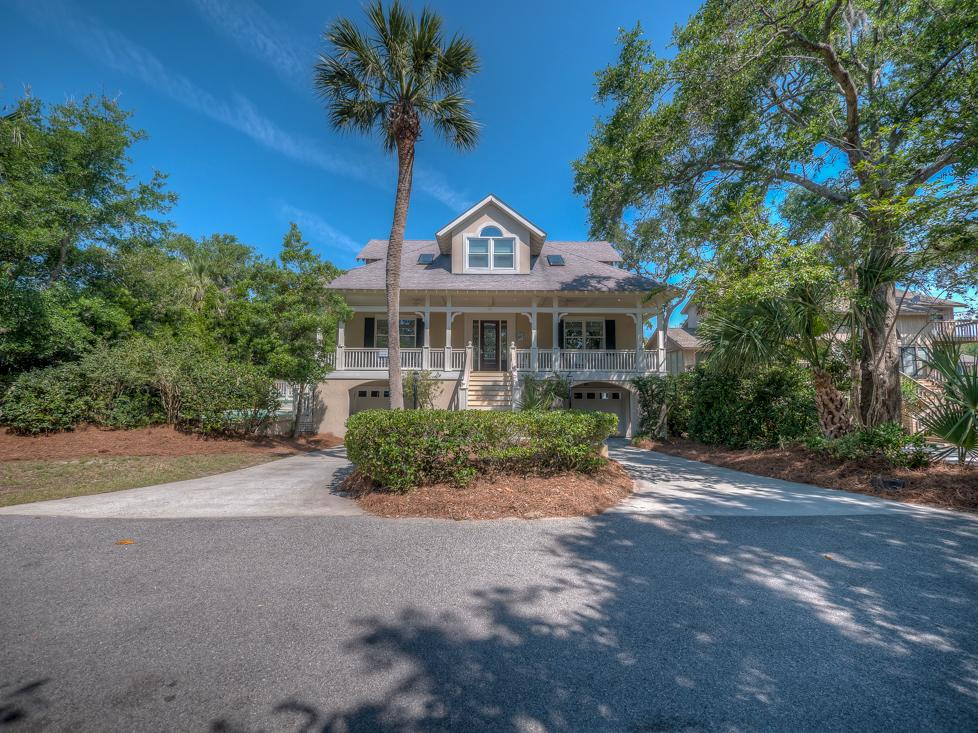 Mansions North Forest Beach Lowcountry Home