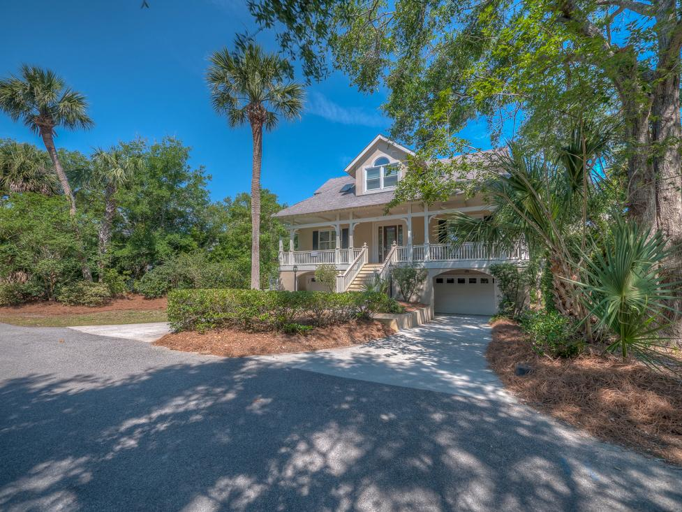 North Forest Beach Lowcountry Home mansions