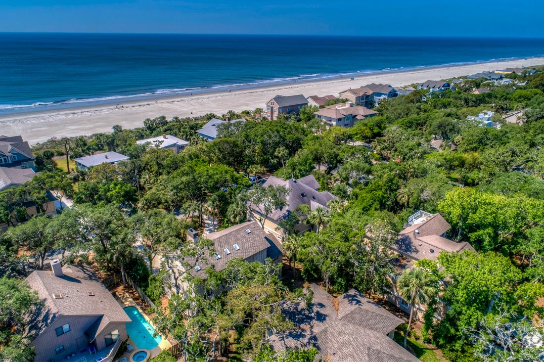 Luxury real estate North Forest Beach Lowcountry Home