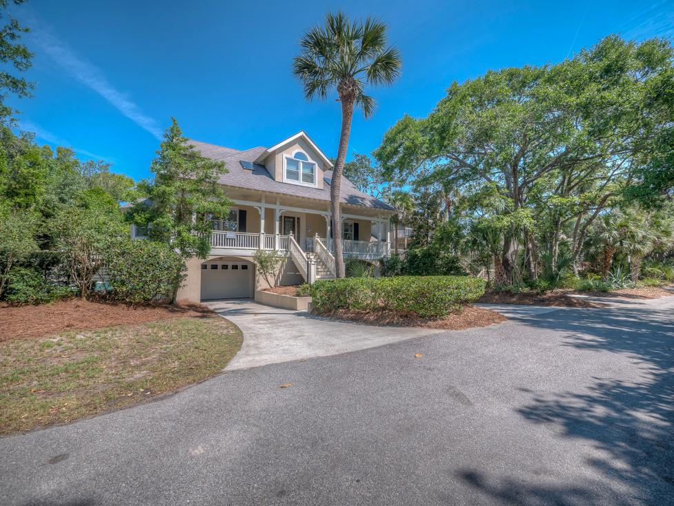 North Forest Beach Lowcountry Home luxury real estate