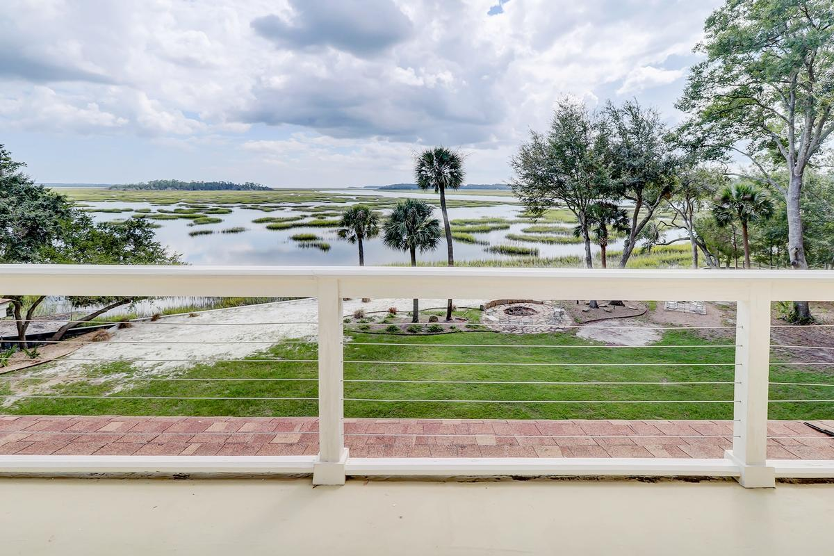 Luxury homes Waterfront MASTERPIECE ON KNOWLES ISLAND, SC