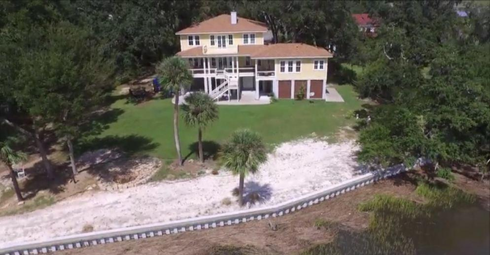 Luxury homes in Waterfront MASTERPIECE ON KNOWLES ISLAND, SC