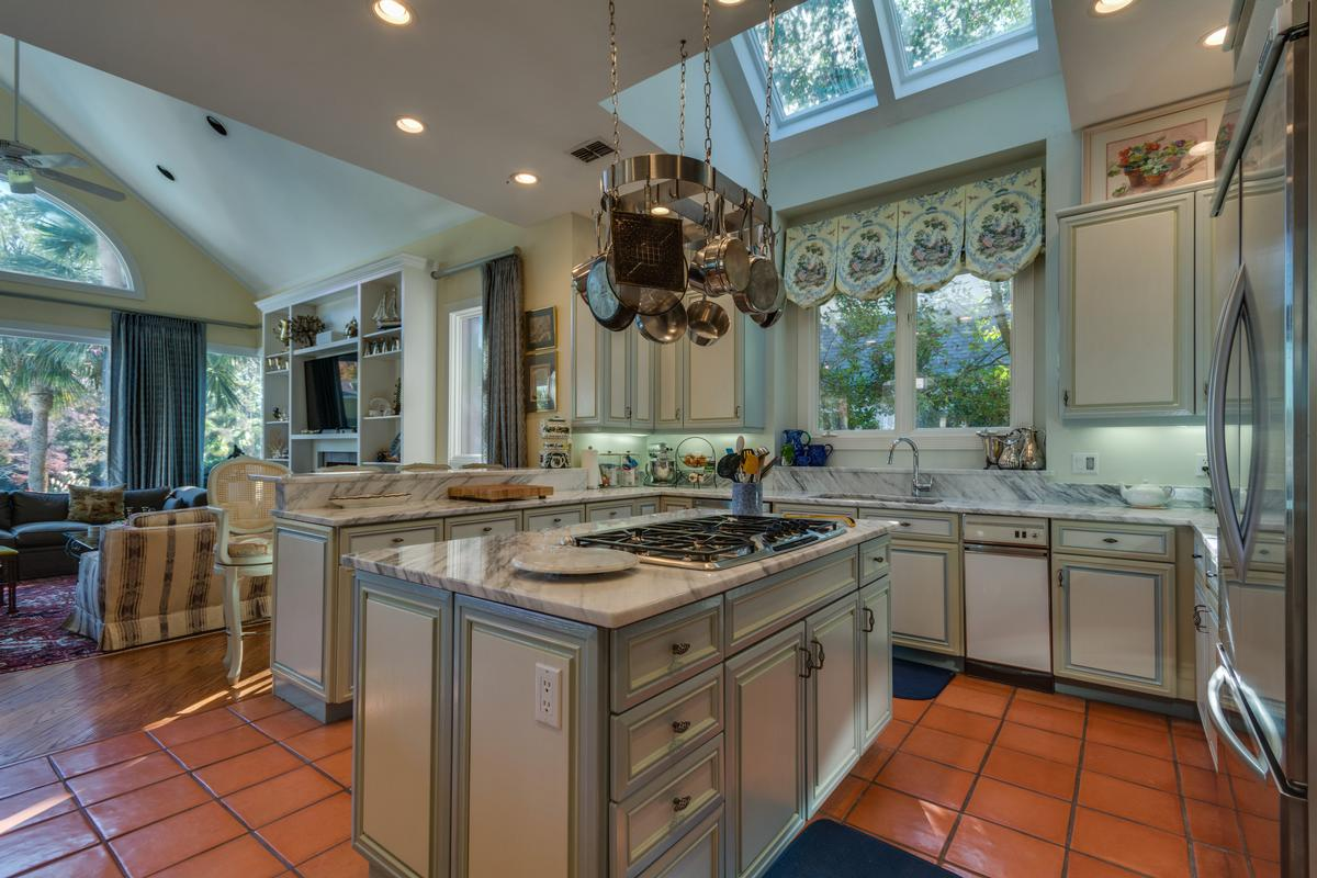 Exceptional Waterfront Property in Exclusive Wexford Plantation luxury properties