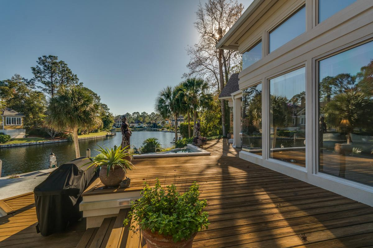 Luxury homes Exceptional Waterfront Property in Exclusive Wexford Plantation