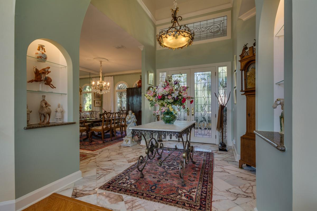 Luxury real estate Exceptional Waterfront Property in Exclusive Wexford Plantation
