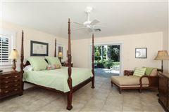 Luxury homes peaceful oasis in Golden Beach