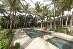 peaceful oasis in Golden Beach luxury real estate