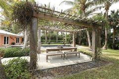 Luxury properties peaceful oasis in Golden Beach