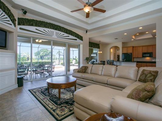 Luxury real estate Waterlefe Golf and River Club home