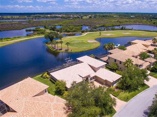 Waterlefe Golf and River Club home luxury properties