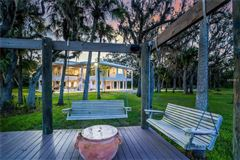 Mansions breathtaking property on the Manatee River